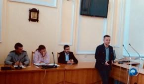 27 квітня відбулось засідання Молодіжної міської ради